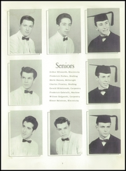 Page 11, 1955 Edition, Trott Vocational High School - Trottarian Yearbook (Niagara Falls, NY) online yearbook collection