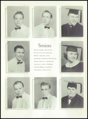 Page 13, 1955 Edition, Trott Vocational High School - Trottarian Yearbook (Niagara Falls, NY) online yearbook collection