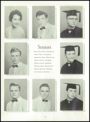 Page 16, 1955 Edition, Trott Vocational High School - Trottarian Yearbook (Niagara Falls, NY) online yearbook collection