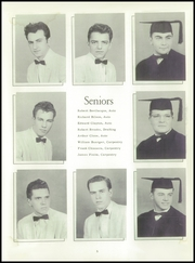 Page 9, 1955 Edition, Trott Vocational High School - Trottarian Yearbook (Niagara Falls, NY) online yearbook collection