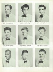 Page 10, 1956 Edition, Trott Vocational High School - Trottarian Yearbook (Niagara Falls, NY) online yearbook collection
