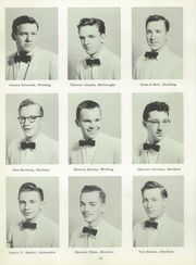 Page 14, 1956 Edition, Trott Vocational High School - Trottarian Yearbook (Niagara Falls, NY) online yearbook collection