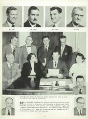 Page 8, 1956 Edition, Trott Vocational High School - Trottarian Yearbook (Niagara Falls, NY) online yearbook collection