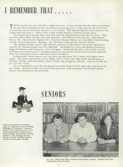 Page 9, 1956 Edition, Trott Vocational High School - Trottarian Yearbook (Niagara Falls, NY) online yearbook collection