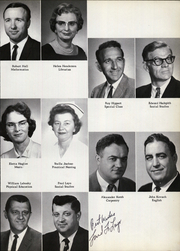 Page 13, 1966 Edition, Trott Vocational High School - Trottarian Yearbook (Niagara Falls, NY) online yearbook collection