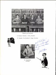 Page 12, 1960 Edition, Seward Institute - Spartan Yearbook (Florida, NY) online yearbook collection