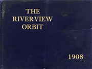Page 1, 1908 Edition, Riverview Military Academy - Orbit Yearbook (Poughkeepsie, NY) online yearbook collection