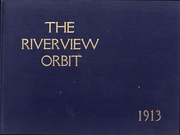 Page 1, 1913 Edition, Riverview Military Academy - Orbit Yearbook (Poughkeepsie, NY) online yearbook collection