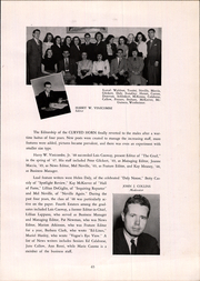 Fordham University School of Education - Grail Yearbook (New York, NY) online yearbook collection, 1948 Edition, Page 69