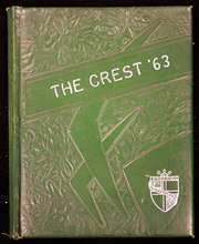 1963 Edition, Woodhull Preparatory School - Crest Yearbook (Jamaica, NY)