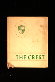 1965 Edition, Woodhull Preparatory School - Crest Yearbook (Jamaica, NY)