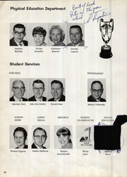Page 12, 1968 Edition, Dawnwood Middle School - Orbit Yearbook (Centereach, NY) online yearbook collection