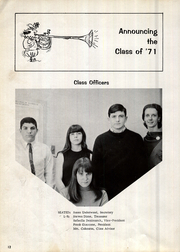 Page 14, 1968 Edition, Dawnwood Middle School - Orbit Yearbook (Centereach, NY) online yearbook collection