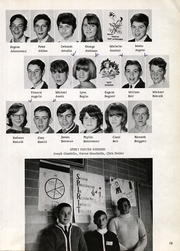 Page 15, 1968 Edition, Dawnwood Middle School - Orbit Yearbook (Centereach, NY) online yearbook collection