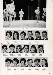 Page 17, 1968 Edition, Dawnwood Middle School - Orbit Yearbook (Centereach, NY) online yearbook collection