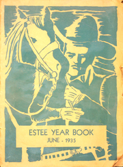 Page 1, 1935 Edition, Estee Junior High School - Yearbook (Gloversville, NY) online yearbook collection