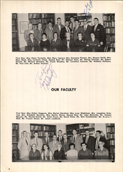 Page 10, 1961 Edition, Charles B Gaskill Middle School - Yearbook (Niagara Falls, NY) online yearbook collection