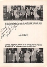 Page 11, 1961 Edition, Charles B Gaskill Middle School - Yearbook (Niagara Falls, NY) online yearbook collection