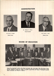 Page 8, 1961 Edition, Charles B Gaskill Middle School - Yearbook (Niagara Falls, NY) online yearbook collection