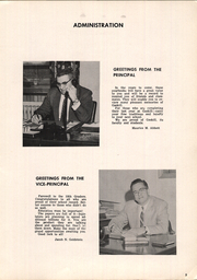 Page 9, 1961 Edition, Charles B Gaskill Middle School - Yearbook (Niagara Falls, NY) online yearbook collection