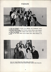 Page 11, 1962 Edition, Charles B Gaskill Middle School - Yearbook (Niagara Falls, NY) online yearbook collection
