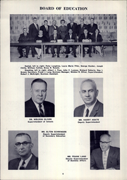 Page 8, 1962 Edition, Charles B Gaskill Middle School - Yearbook (Niagara Falls, NY) online yearbook collection