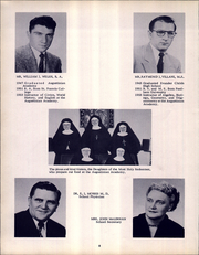 Page 12, 1954 Edition, Augustinian Academy - Augustinian Yearbook (Staten Island, NY) online yearbook collection