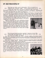 Page 15, 1954 Edition, Augustinian Academy - Augustinian Yearbook (Staten Island, NY) online yearbook collection