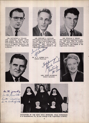 Page 12, 1955 Edition, Augustinian Academy - Augustinian Yearbook (Staten Island, NY) online yearbook collection