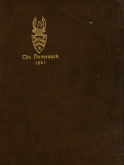 Page 1, 1921 Edition, Manlius School - Haversack Yearbook (Manlius, NY) online yearbook collection