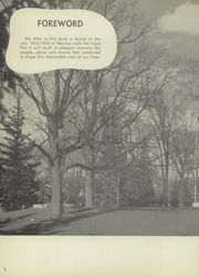 Page 6, 1953 Edition, Manlius School - Haversack Yearbook (Manlius, NY) online yearbook collection