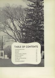 Page 7, 1953 Edition, Manlius School - Haversack Yearbook (Manlius, NY) online yearbook collection