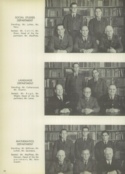 Page 14, 1954 Edition, Manlius School - Haversack Yearbook (Manlius, NY) online yearbook collection