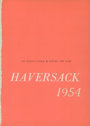 Page 5, 1954 Edition, Manlius School - Haversack Yearbook (Manlius, NY) online yearbook collection