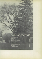 Page 7, 1954 Edition, Manlius School - Haversack Yearbook (Manlius, NY) online yearbook collection