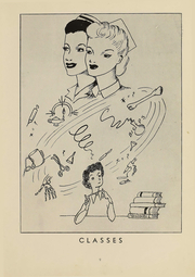 Page 10, 1948 Edition, Wyoming County Hospital School of Nursing - Caduceus Yearbook (Warsaw, NY) online yearbook collection