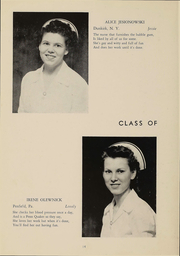 Page 15, 1948 Edition, Wyoming County Hospital School of Nursing - Caduceus Yearbook (Warsaw, NY) online yearbook collection