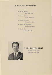 Page 7, 1948 Edition, Wyoming County Hospital School of Nursing - Caduceus Yearbook (Warsaw, NY) online yearbook collection