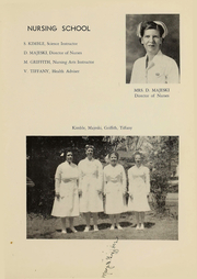 Page 8, 1948 Edition, Wyoming County Hospital School of Nursing - Caduceus Yearbook (Warsaw, NY) online yearbook collection
