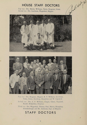Page 9, 1948 Edition, Wyoming County Hospital School of Nursing - Caduceus Yearbook (Warsaw, NY) online yearbook collection