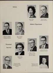 Page 11, 1960 Edition, Broome Community College - Citadel Yearbook (Binghamton, NY) online yearbook collection