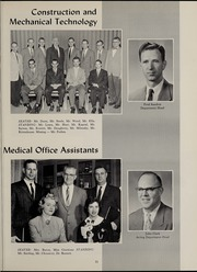 Page 15, 1960 Edition, Broome Community College - Citadel Yearbook (Binghamton, NY) online yearbook collection