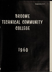 Page 5, 1960 Edition, Broome Community College - Citadel Yearbook (Binghamton, NY) online yearbook collection