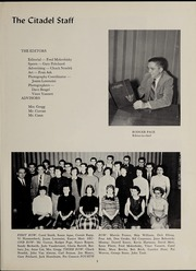 Page 7, 1960 Edition, Broome Community College - Citadel Yearbook (Binghamton, NY) online yearbook collection