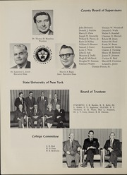 Page 8, 1960 Edition, Broome Community College - Citadel Yearbook (Binghamton, NY) online yearbook collection