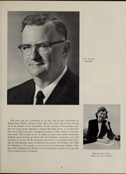 Page 9, 1960 Edition, Broome Community College - Citadel Yearbook (Binghamton, NY) online yearbook collection