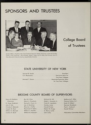 Page 10, 1966 Edition, Broome Community College - Citadel Yearbook (Binghamton, NY) online yearbook collection