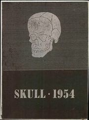1954 Edition, Albany Medical College - Skull Yearbook (Albany, NY)