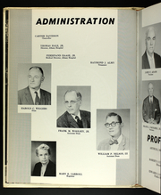 Page 12, 1959 Edition, Albany Medical College - Skull Yearbook (Albany, NY) online yearbook collection