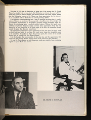 Page 9, 1959 Edition, Albany Medical College - Skull Yearbook (Albany, NY) online yearbook collection